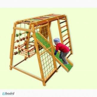 Игровой комплекс Малыш+ скалодром