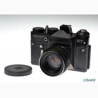 Фотокамера Зенит-ЕТ