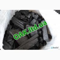 Древесный уголь из твердолиственных пород древесины