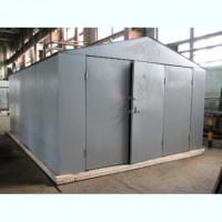 Продам гараж разборной из листового металла
