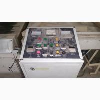 Пресс с ТВЧ нагревом для производства клееного щита
