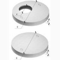 Предлагаем широкий ассортимент железобетонных колец
