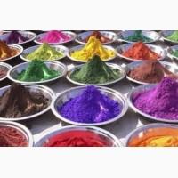 Красители для тканей, бумаги, дерева, масел, бензина, солярки, смазок, парафина