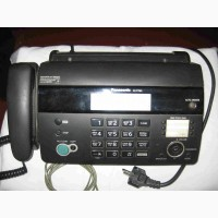 Телефон-факс (факсимильный аппарат) Panasonic KX-FT982UA