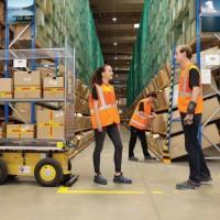 Работа в интернет-магазинах на складе товаров в Чехии