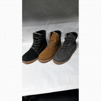 Ботинки новые мужские Мустанг.Только оптом