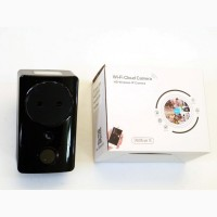 IP Camera EC59 с удаленным доступом (настенная розетка)