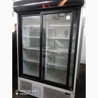 Шкаф холодильный б/у стеклянные двери купе Техно холод ШХСДД 1, 2 Канзас