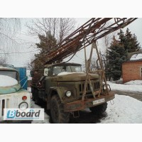 Продам буровую установку УРБ-2,5А на шасси ЗиЛ 131