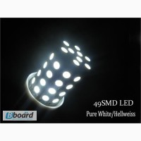 Продам светодиодную лампу led кукуруза 9ВТ 49шт чипов Epistar SMD 5730