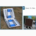 Комплект туристической мебели, алюминиевый набор для пикника Welfull
