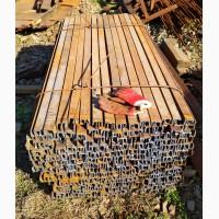 Столбики -на забор металлич- швеллер 5