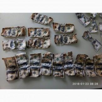 Обмен ветхой валюты, доллары, евро Одесса и область