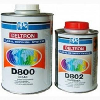 PPG Лак акриловый Deltron D800 MS с отвердителем Deltron LS D802