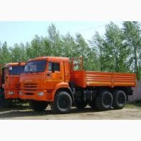 Новый полноприводный автомобиль КАМАЗ-43118-6012-48 (6х6)
