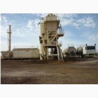 Б/У Мобильный асфальтный завод Intrame UM 200 (200 т/час) Испания