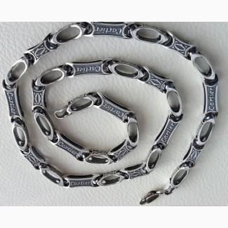 Брендовая цепочка Cartier