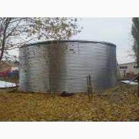 Резервуар для хранения воды противопожарный