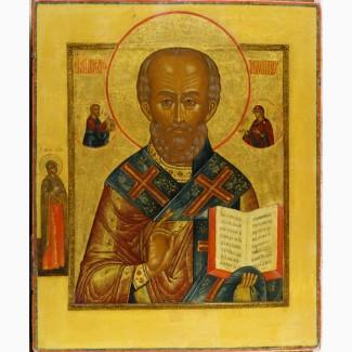 Приобрету православные иконы для личной коллекции