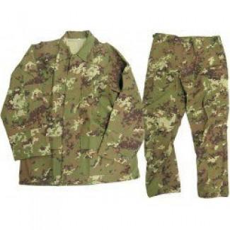 Военная одежда для мужчин Vegetato Италия Новая.Только оптом