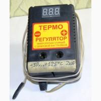 Терморегулятор ЦТР-2 для температур -50.+125 C с задатчиком. Радиодетали у Бороды