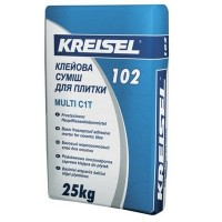 Клей для плитки Крайзель-102 (Kreisel) Харьков морозостойкий, 25кг