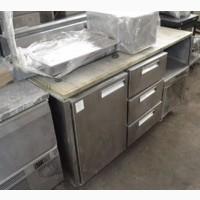 Стол холодильный б/у для пиццы JORDAO BR BREPZ-800 2P