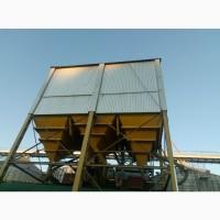 Изготовление и монтаж бункеров для выгрузки зерна на ж. д. вагоны
