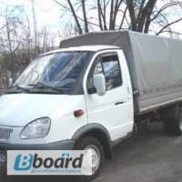 Перевозка мебели по Киеву и области автомобилем Газель.