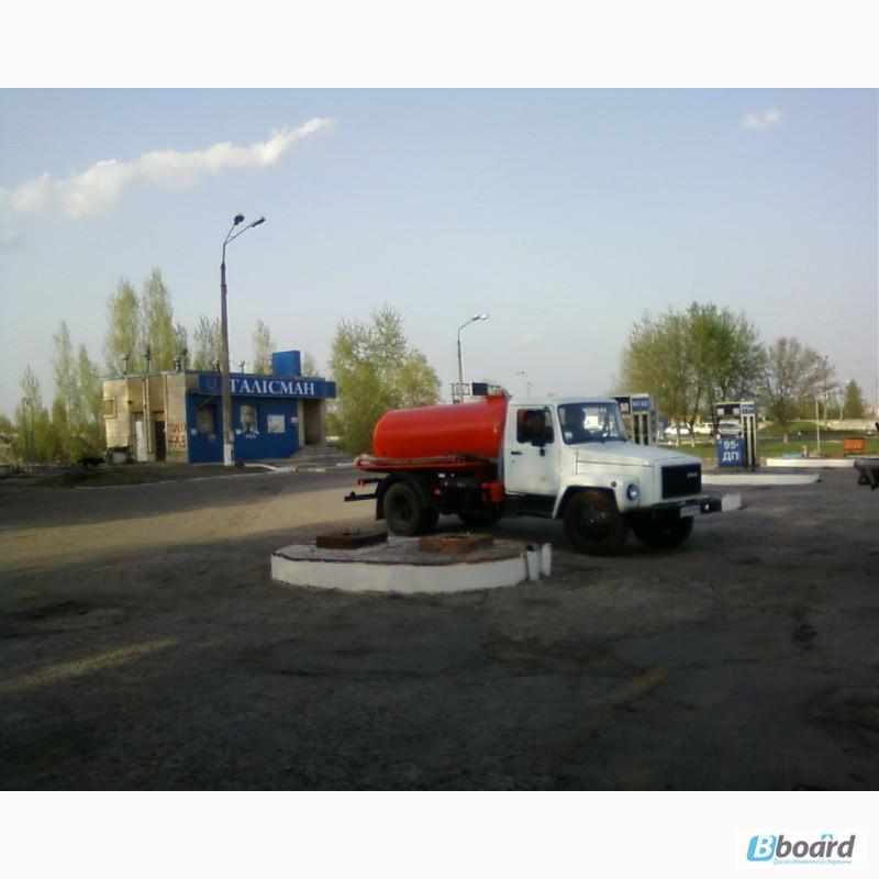 Фото 4. Откачка септиков, емкостей, выгребных ям, Киев