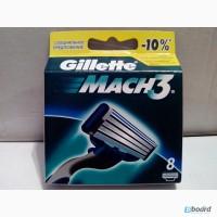 Gillette Mach 3 8шт
