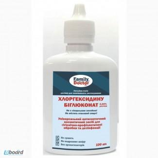 Хлоргексидин ТМ Family Doctor 2015