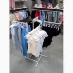 Распродажа оборудования б/у для одежды, обуви и сумок