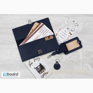 Подарочные наборы кожаных изделий для мужчин и женщин - готовый подарок по любому поводу