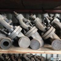 Вентили стальніе, н/ж сталь, чугунніе склад Киев, один год гарантия. Ду15 - Ду 200