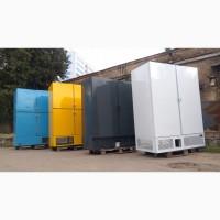 Промышленный холодильник Технохолод ШХС-1, 2 бу. Холодильный шкаф б/у