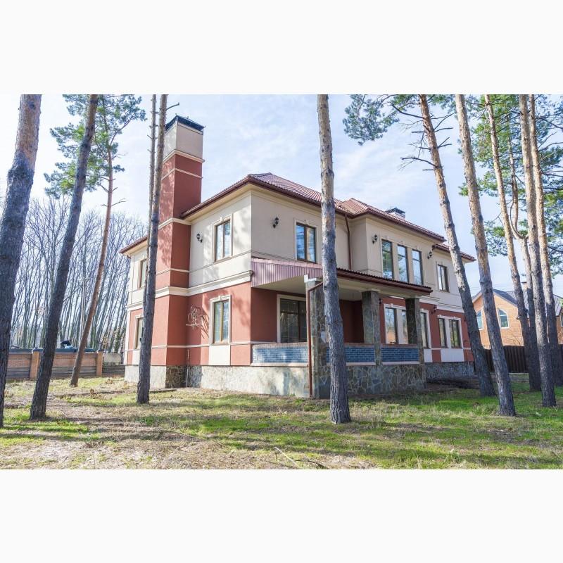 Фото 3. Купить дом   В Киевской области Бориспольский район, Парк Хаус 402 кв.м, 12 соток