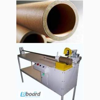 оборудование для производства картонных шпуль