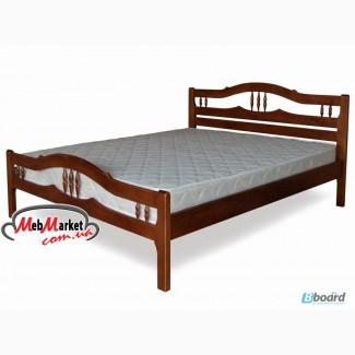 Деревянная кровать Юлия