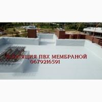 Монтаж мембраных кровель, ремонт мембранных крыш