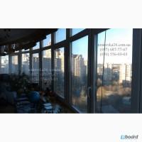 Тонирование окон в Киеве, тонировка балконов, тонировка витрин