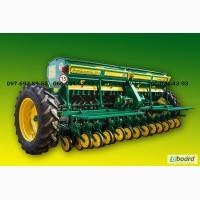 Сеялка зерновая Харвест 360 ( аналог СЗ-3.6 с маркерами, с системой контроля )