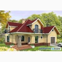 Проекты домов, коттеджей, дач и бань.