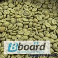 Кофе зеленый (необжаренный) в зернах
