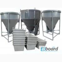Бункер для бетона-бадья