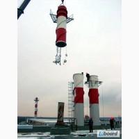 Разработка ППР, ПОС на высотные сооружения