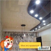 Натяжные потолки в Одессе