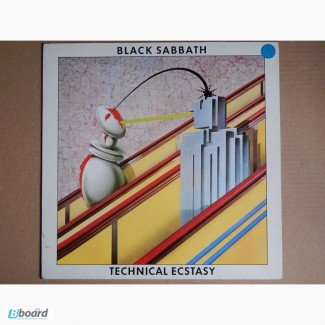 Black Sabbath-Technical Ecstasy (Germany) NM/NM