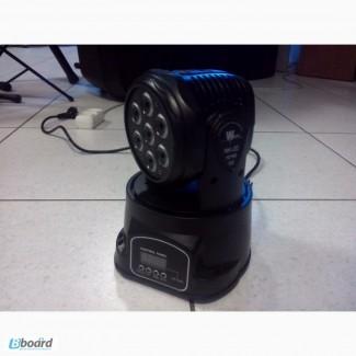 Световой прибор голова Mini Led Moving Head