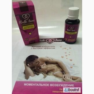 Купить Женский возбудитель с быстрым эффектом FORTE LOVE оптом от 50 шт